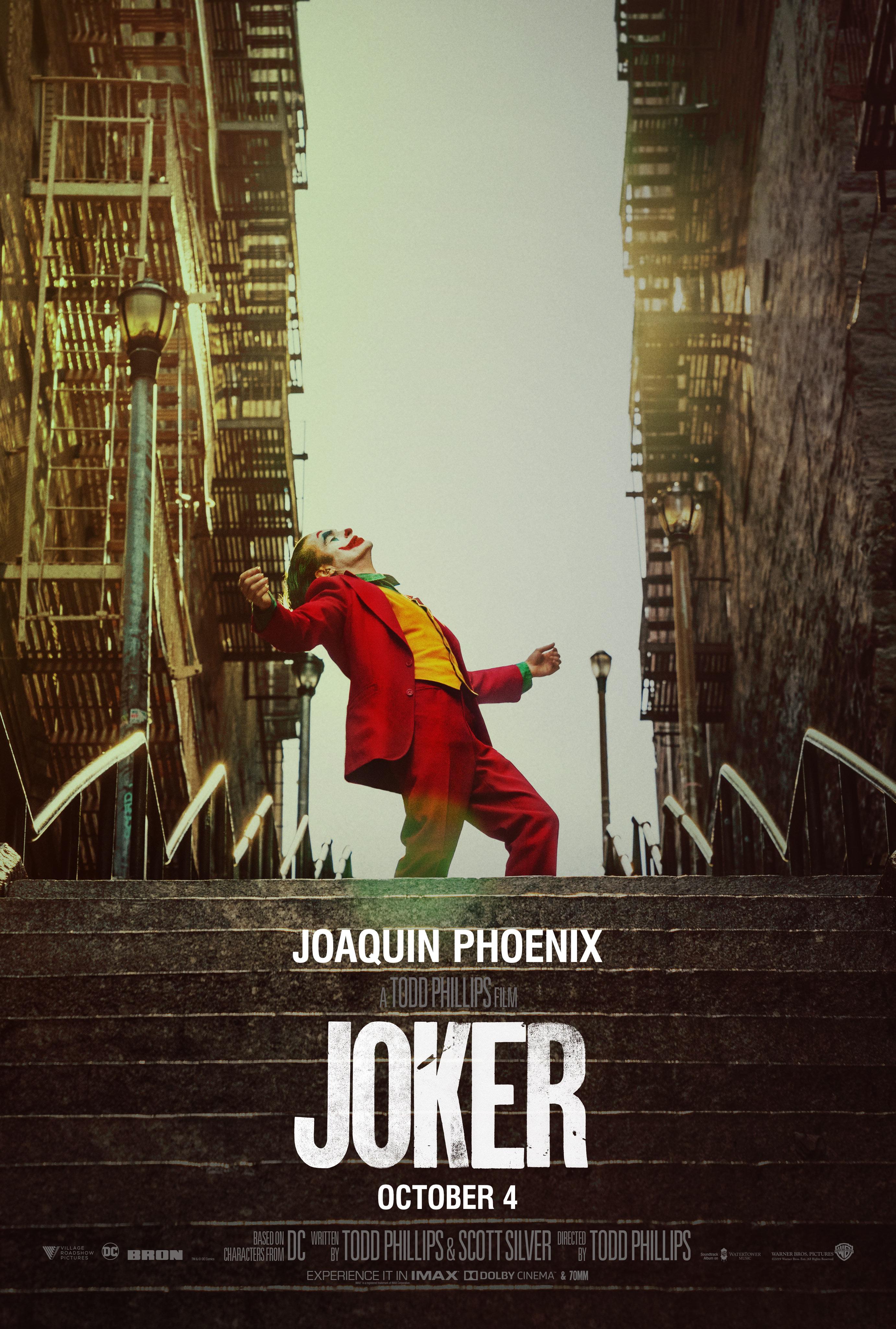 Mult așteptatul ,,Joker'', direct pe locul 1 în Box Office